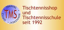 TMS Tischtennis Shop