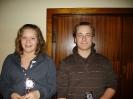Jugendspieler 2007 - Friederike Kröger und Mirko Holste