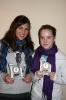 Jugendspieler 2008 - Lina Jallalvand und Julia Fürll