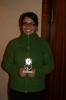Jugendspielerin 2010 - Arantza Amigo