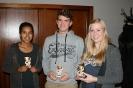 Jugendspieler 2014 - Justine Daniel, Henning Risse, Ramona Fenske