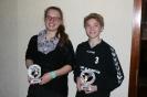 Jugendspieler der Saison 2015 - Yasmin Todtenhaupt und Lukas Bostelmann